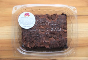 Vrownies (Vegan Brownies)
