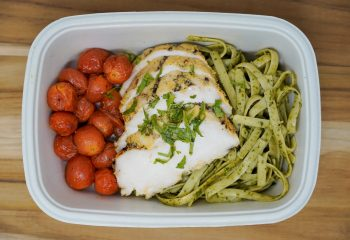 Garlic Herb Roasted Chicken Breast