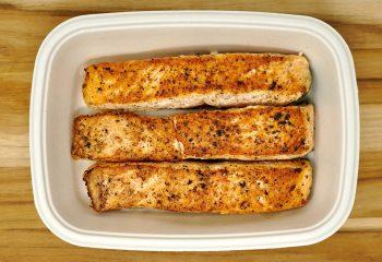 Crispy Salmon (BULK PORTION)
