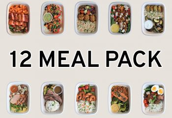 12 Meal Pack