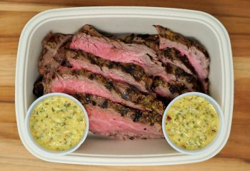 Chimichurri Flank Steak (BULK PORTION)
