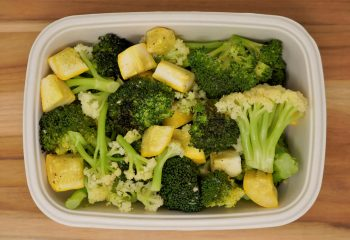Broccoli, Sweet Stem Cauliflower & Yellow Squash (BULK PORTION)