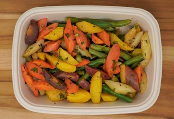 String Beans & Multi-Color Carrots (BULK PORTION)