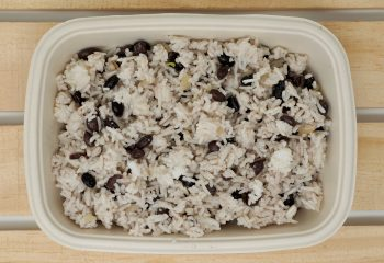 Jasmine Rice and Black Beans (BULK SIDE OPTION)
