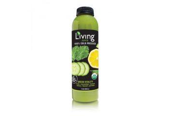 Organic Green Vitality Juice (Living Juice)