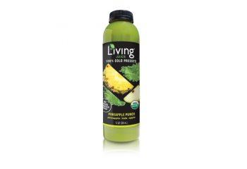 Organic Pineapple Punch (Living Juice)