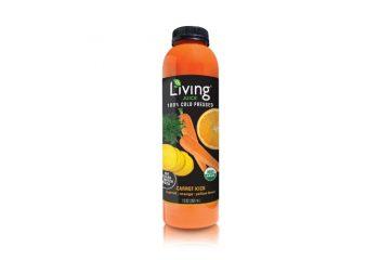Organic Carrot Kick Juice (Living Juice)
