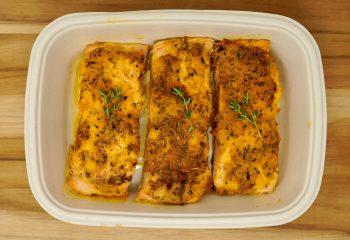 Herb Seared Salmon (BULK PORTION)
