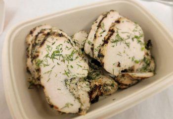 Mediterranean Lemon Chicken (BULK PORTION)
